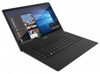 Ноутбук 14.1 Digma CITI E401 (ET4007EW) черный / серебристый