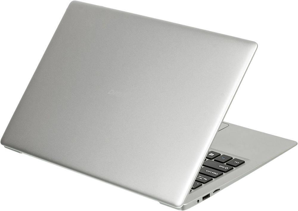 "Ноутбук 13.3"" Digma CITI E301 серебристый (ES3008EW) - фото 2"