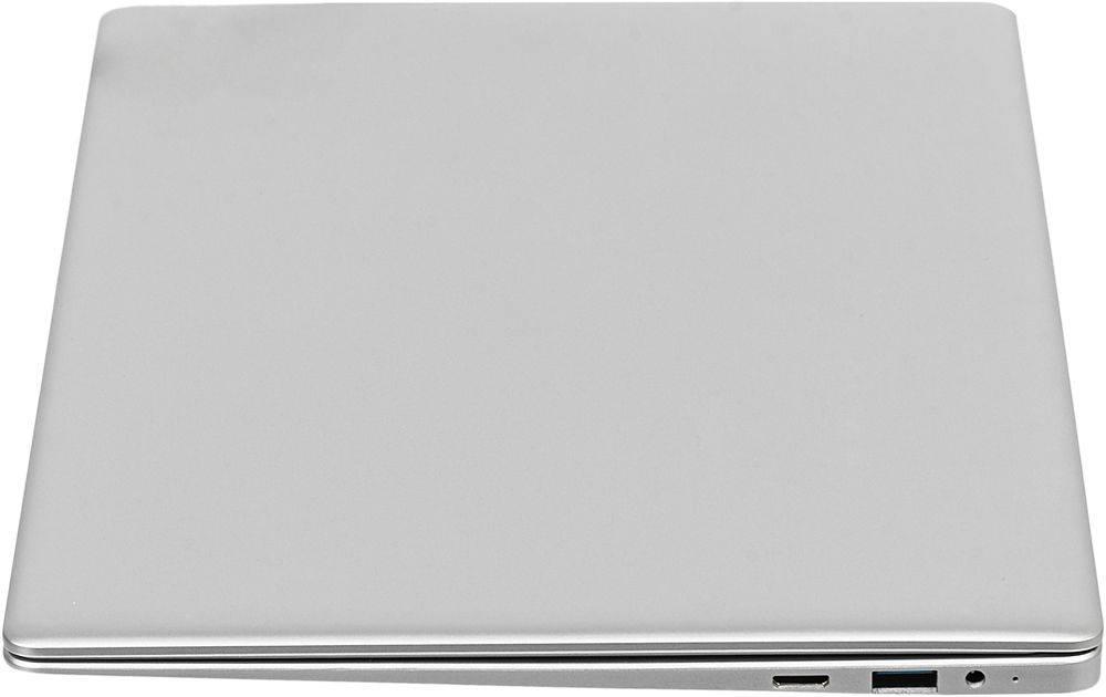 "Ноутбук 13.3"" Digma CITI E301 серебристый (ES3008EW) - фото 6"