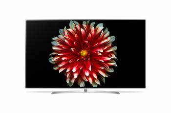 Телевизор LED 55 LG OLED55B7V белый / белый
