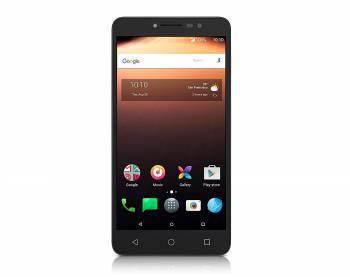 Смартфон Alcatel A3 XL 9008D 16ГБ серый / серебристый