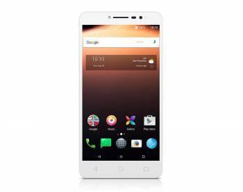Смартфон Alcatel A3 XL 9008D 16ГБ белый / серебристый