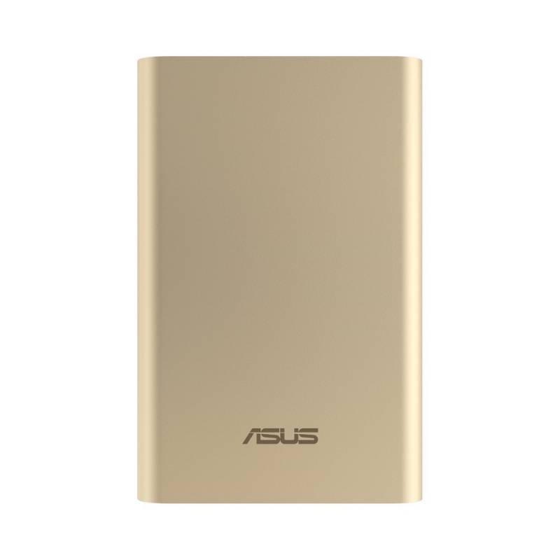 Мобильный аккумулятор ASUS ZenPower Duo ABTU011 золотистый - фото 1