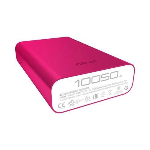Мобильный аккумулятор ASUS ZenPower Duo ABTU011 розовый (90AC0180-BBT025) - фото 5