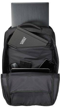 """Рюкзак для ноутбука 17"""" Asus ATLAS BP370 черный (90XB0420-BBP010) - фото 2"""