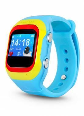 Смарт-часы GINZZU GZ-501 красный/желтый (00-00000843)