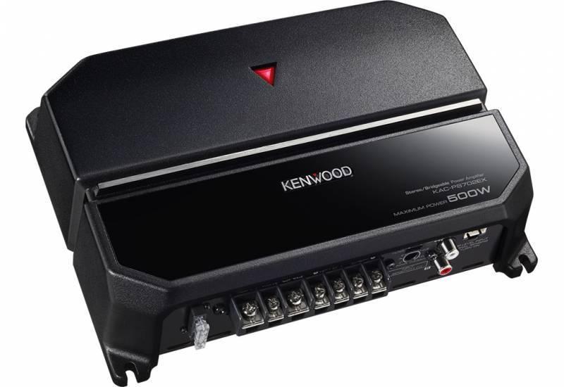 Автомобильный усилитель Kenwood KAC-PS702EX - фото 1
