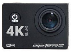 Экшн-камера Smarterra W5+ черный - фото 1