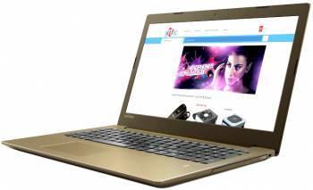 Ноутбук 15.6 Lenovo IdeaPad 520-15IKB (80YL00H0RK) бронзовый
