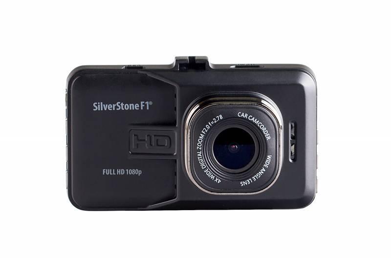 Видеорегистратор Silverstone F1 NTK-9000F черный - фото 1