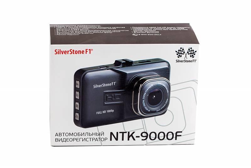 Видеорегистратор Silverstone F1 NTK-9000F черный - фото 8