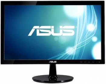 Монитор 19.5 Asus VS207DF черный