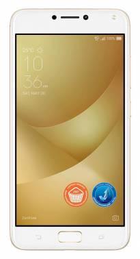 Смартфон Asus ZenFone Max ZF4 ZC554KL 16ГБ золотистый