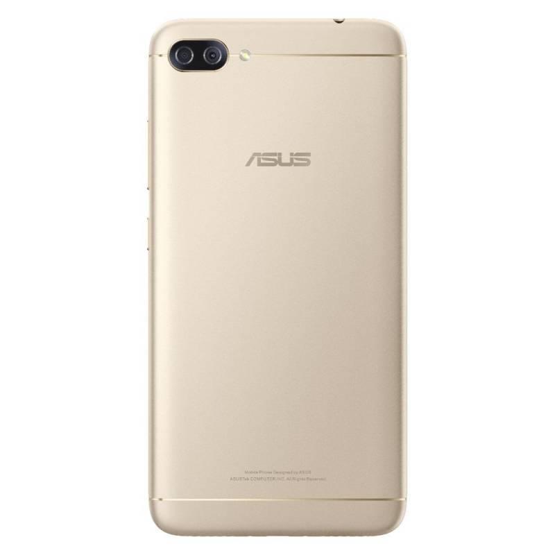 Смартфон Asus ZenFone Max ZF4 ZC554KL 16ГБ золотистый - фото 2
