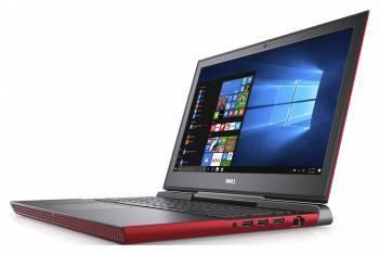 Ноутбук 15.6 Dell Inspiron 7567 (7567-2018) красный