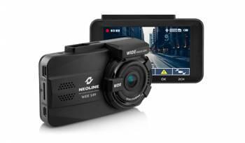 Видеорегистратор Neoline Wide S49 DUAL черный (S49)
