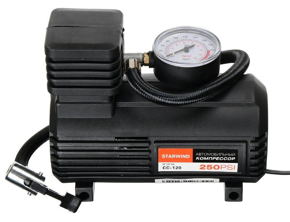 Автомобильный компрессор Starwind CC-120 - фото 1
