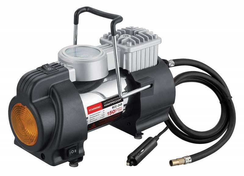 Автомобильный компрессор Starwind CC-240 - фото 1