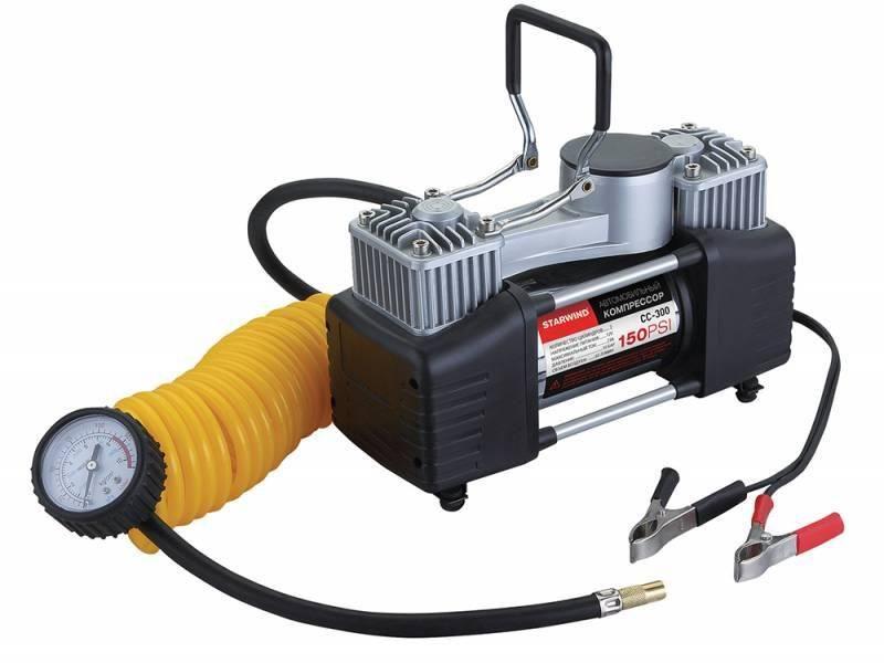 Автомобильный компрессор Starwind CC-300 - фото 1