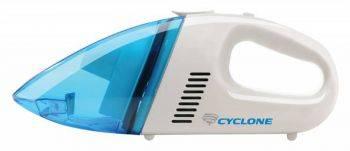 Автомобильный пылесос Starwind CV-100 белый/голубой