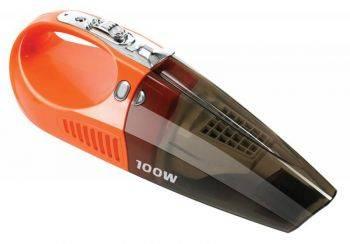 Автомобильный пылесос Starwind CV-110 оранжевый / черный