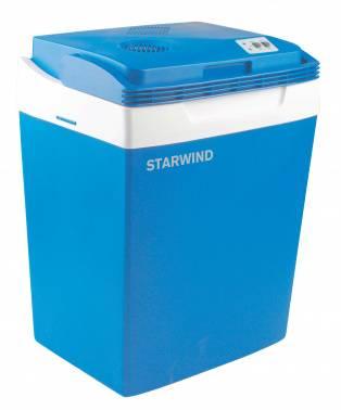 Автохолодильник Starwind CB-117 синий/черный