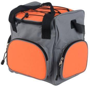 Автохолодильник Starwind CB-120 серый/оранжевый