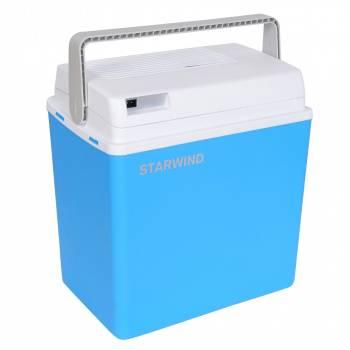 Автохолодильник Starwind CF-123 синий/серый