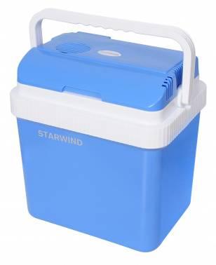 Автохолодильник Starwind CF-124 синий/серый