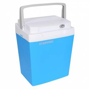 Автохолодильник Starwind CF-129 синий/серый
