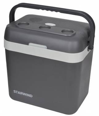 Автохолодильник Starwind CF-132 серый/голубой