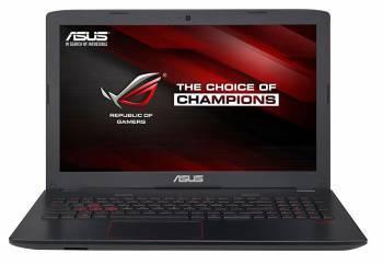 Ноутбук 15.6 Asus ROG GL552VX-DM363T серый