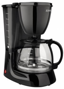 Кофеварка капельная Scarlett SC-CM33007 черный (SC - CM33007)