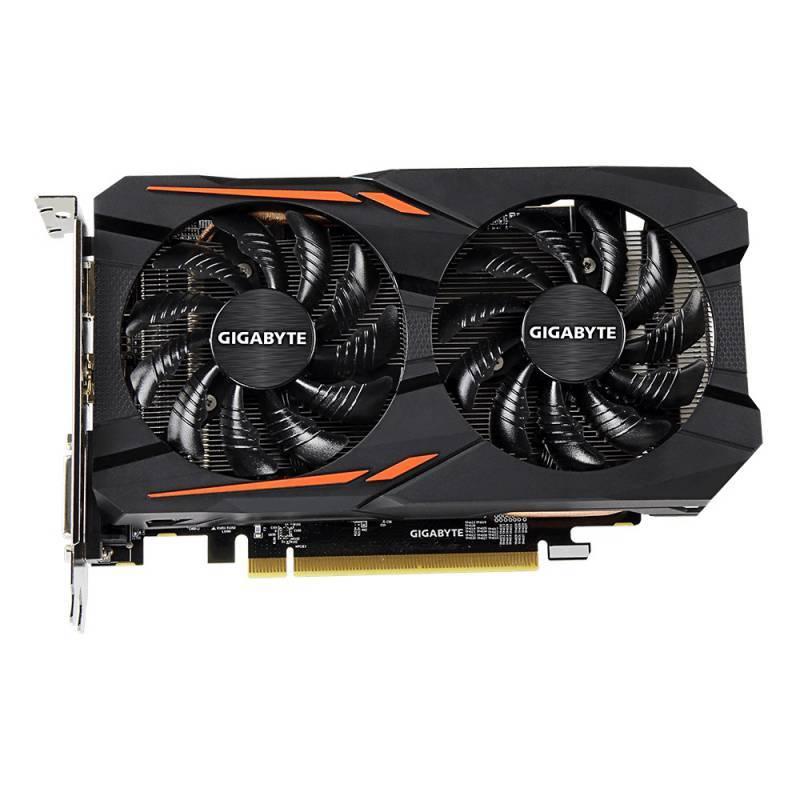 Видеокарта Gigabyte Radeon RX 560 GAMING OC 2G 2048 МБ (GV-RX560GAMING OC-2GD) - фото 3