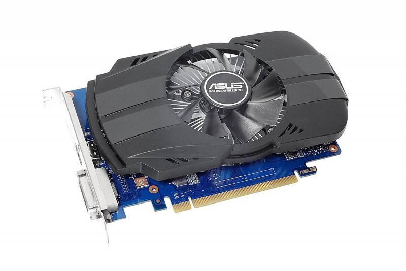 Видеокарта Asus GeForce GT 1030, PH-GT1030-O2G 2048 МБ (PH-GT1030-O2G) - фото 2