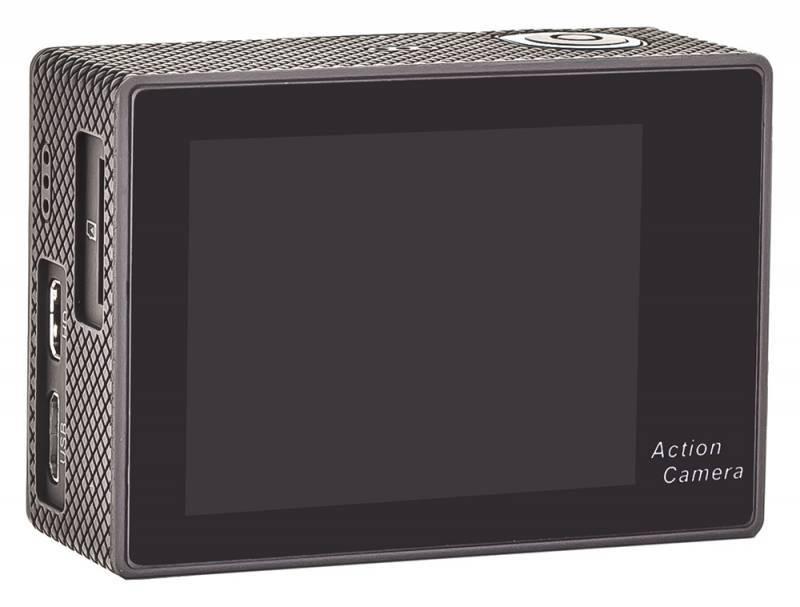 Экшн-камера Digma DiCam 72C черный - фото 9