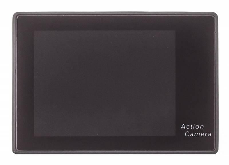 Экшн-камера Digma DiCam 72C черный (DC72C) - фото 10