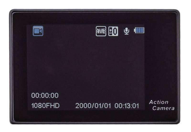 Экшн-камера Digma DiCam 200 черный - фото 12