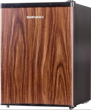 Холодильник Shivaki SDR-062T темное дерево
