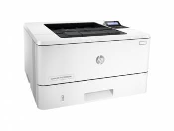 Принтер HP LaserJet Pro M402dw белый