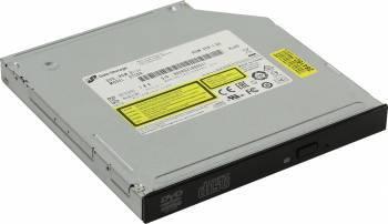 Оптический привод LG DTС0N черный SATA slim (DTC0N)