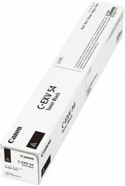 Тонер для копира Canon C-EXV54BK черный (1394C002)