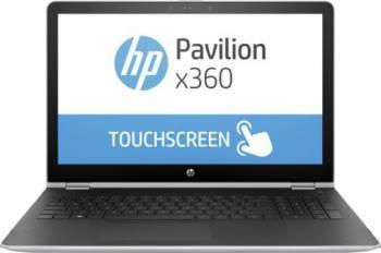Трансформер 15.6 HP Pavilion x360 15-br011ur (1ZA56EA) серебристый