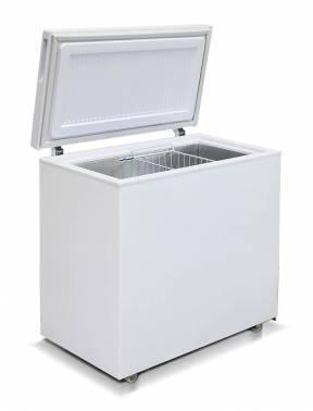 Морозильный ларь Бирюса Б-210VK белый