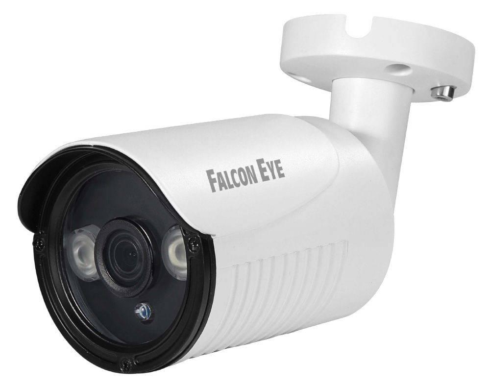 Камера видеонаблюдения Falcon Eye FE-IB4.0AHD/30M белый - фото 1