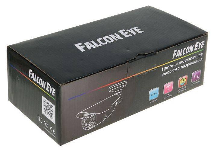 Камера видеонаблюдения Falcon Eye FE-IBV960MHD/40M белый - фото 8