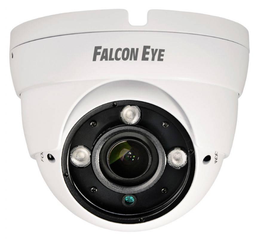 Камера видеонаблюдения Falcon Eye FE-IDV960MHD/35M черный - фото 1