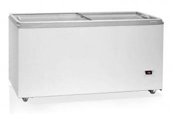 Морозильный ларь Бирюса Б-560VDZY белый