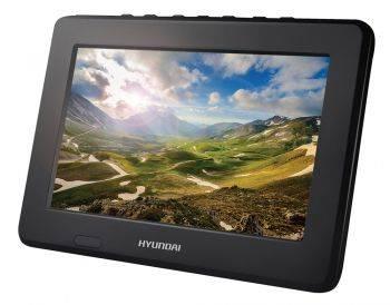 Портативный Плеер Hyundai H-LCD900 9 черный