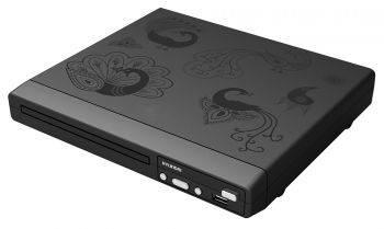 Плеер DVD Hyundai H-DVD120 черный